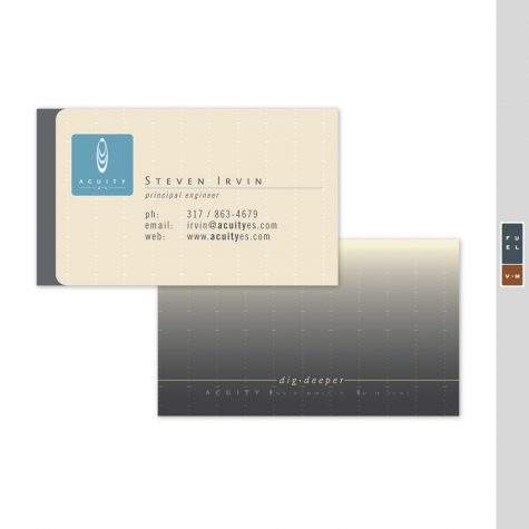 Acuity ES Business Card