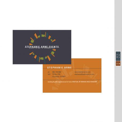 Stephanie Arne Business Card