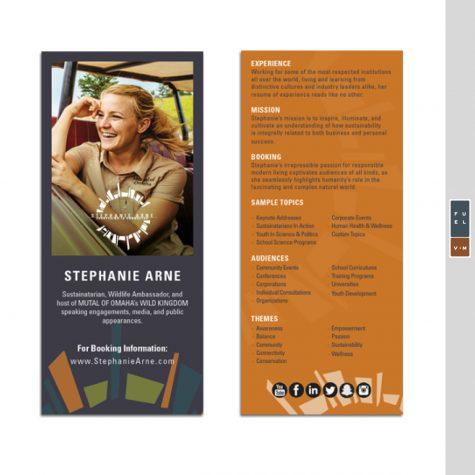 Stephanie Arne Rack Card