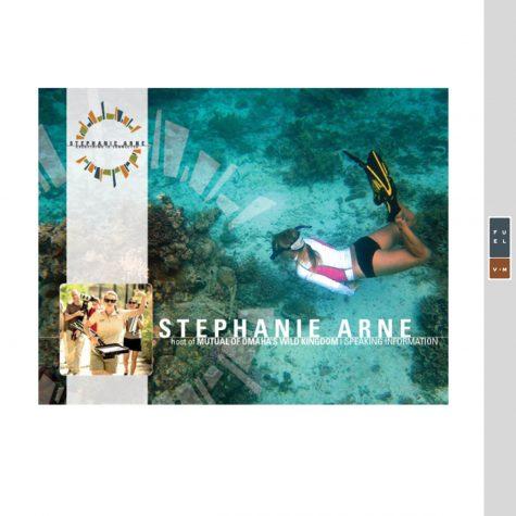 Stephanie Arne Website