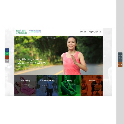 MyActiveJourney Website
