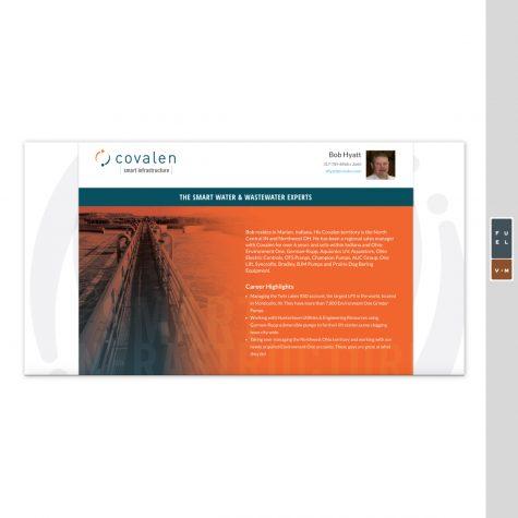 Covalen Sales Dashboard