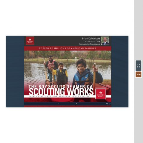 Scouting Works Sales Dashboard
