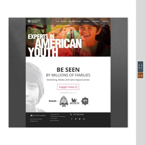 Scouting Works Website