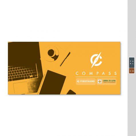 LCA Compass Branding